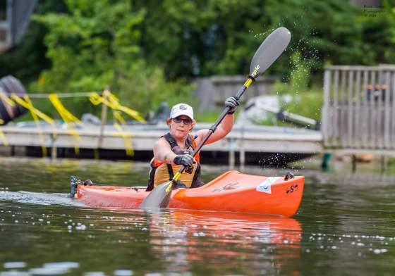 Stellar, S18S, kayak, sea kayak, racing, USCA, marathon, women, woman, Epic paddle, carbon fiber, paddling, racing