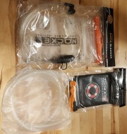 Mocke, gear, paddling, hydration, system, bag, pack, extension, tube, waterproof, cell phone, bag