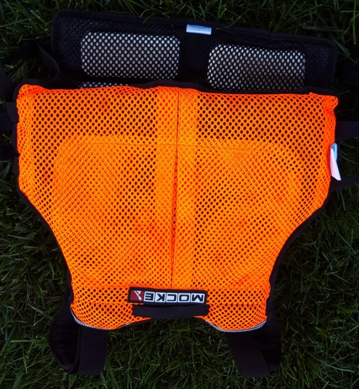 Mocke, paddling, life jacket, lightweight, orange, visible, canoe, canoeing, kayak, kayaking, racing, gear, safety