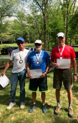 Sugar Creek, Indiana, racing, canoe, C1, river, canoeing, USCA, United States Canoe Association, 2018, awards
