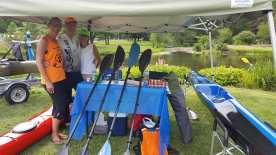 Emily Steve Julie Full Tent
