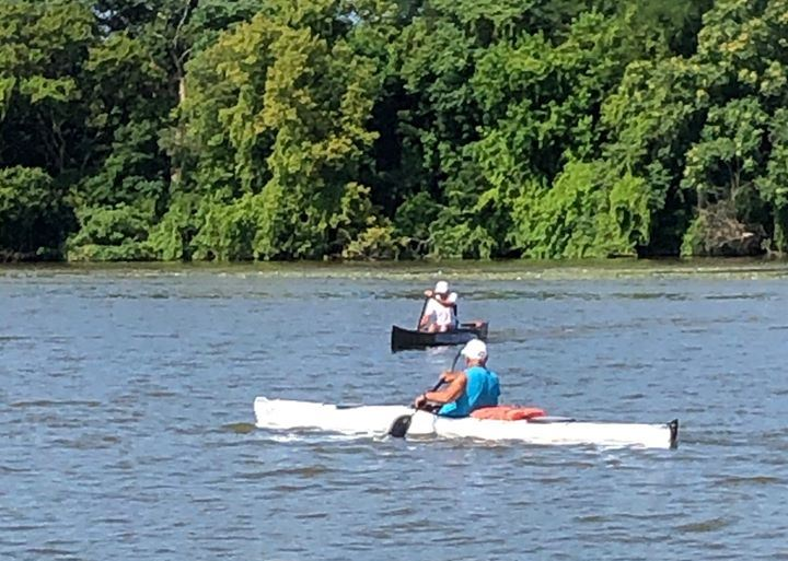 canoe, kayak, aluminum, sea kayak, C1, C2, OC1, outrigger canoe, racing, USCA, Leo, Indiana, boat, paddling